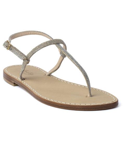 Palau Special Glitter Sandal