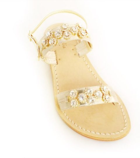 Pevero Crystal Sandal