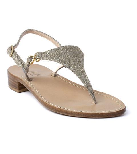 Carloforte Special Glitter Sandal