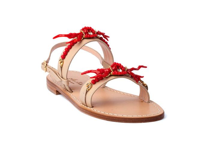 Sandalo Cala di Volpe Rosso