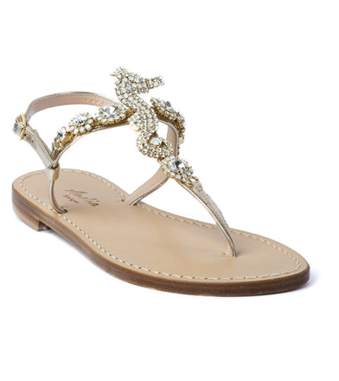 Sandalo Ippocampo Crystal