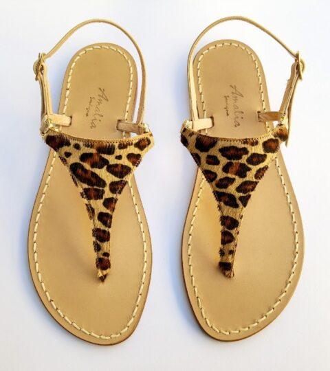 Sandalo Carloforte Maculato